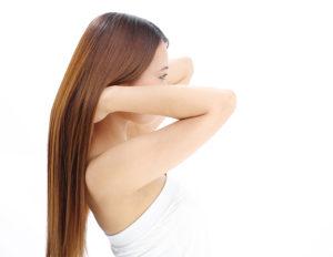 髪質改善トリートメントストレートのイメージ